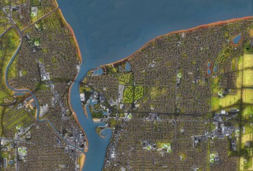Sarnia (ON) + Port Huron (MI) - Version 1.00